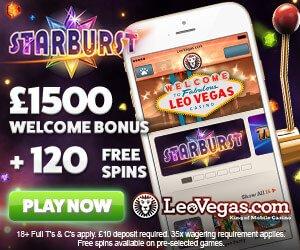 Leo Vegas free no deposit spins