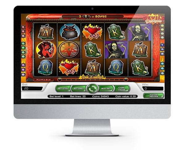 Devils delight slot machine online netent Bekbele