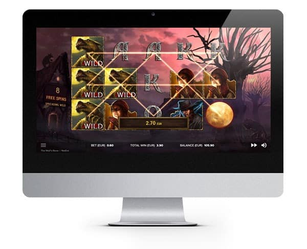 The Wolf's Bane Wild screenshot