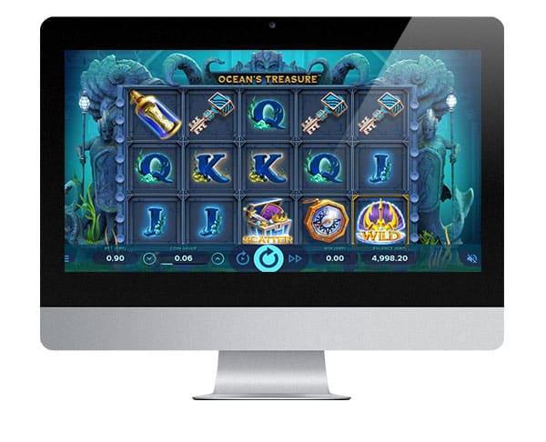 Ocean's Treasure screenshot