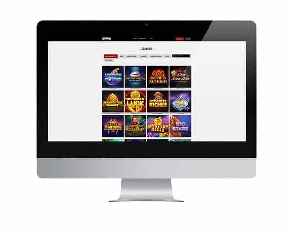 Scores Casino Desktop