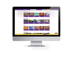 Yako Casino Desktop