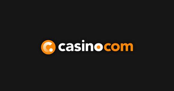 Casinocom Online casino Logo