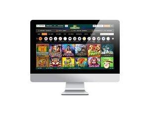 BitKingz Casino desktop