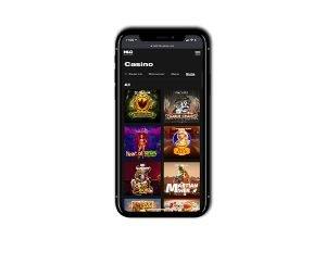 NoLimit casino mobile