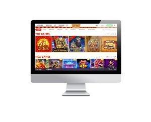 SlotWolf Casino Desktop