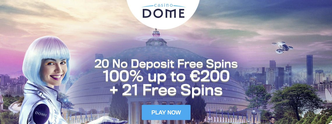 casino dome free