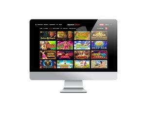 Arlekin Casino Desktop