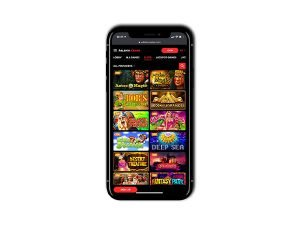 Arlekin Casino Mobile