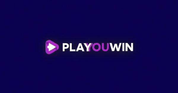 Playouwin Casino Logo Bonus spins wager free