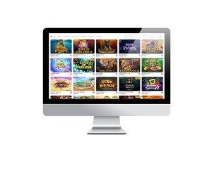 Playouwin Casino Desktop