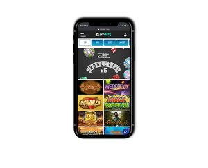 SlotNite Mobile Casino